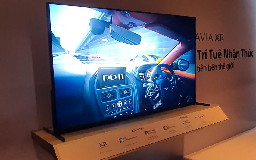 Sony Việt Nam ra mắt thế hệ TV BRAVIA XR 8K LED, 4K OLED và 4K LED - 3