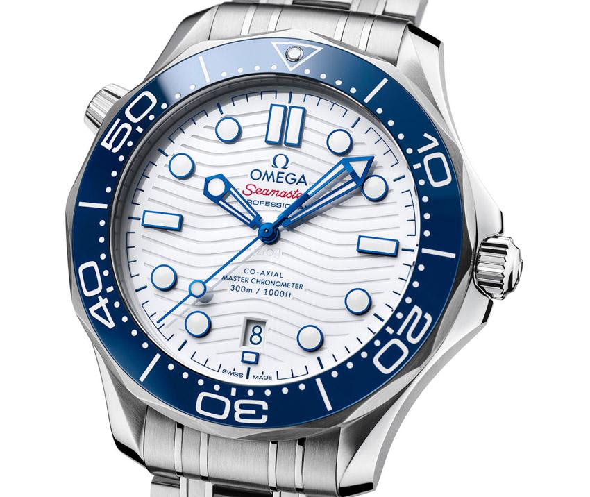 Omega ra mắt đồng hồ Seamaster Diver 300M Tokyo 2020 dành riêng cho thế vận hội Olympic - 02
