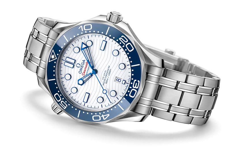 Omega ra mắt đồng hồ Seamaster Diver 300M Tokyo 2020 dành riêng cho thế vận hội Olympic - 03