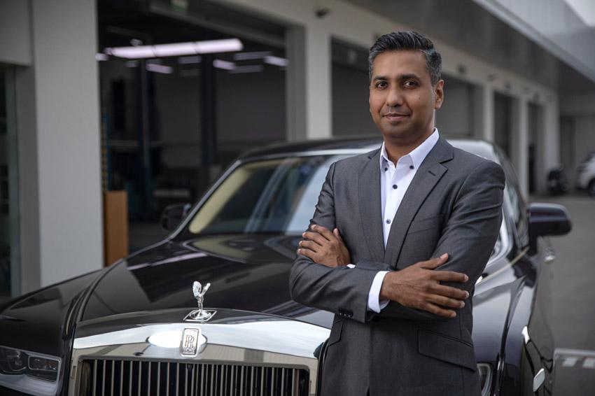 Cơ sở dịch vụ Rolls-Royce Motor Cars tại Hà Nội hoàn thiện việc nâng cấp - 8