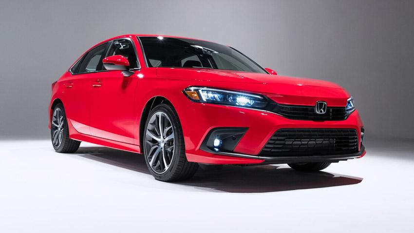 Cận cảnh Honda Civic 2022 trở lại với kiểu sedan truyền thống - 11
