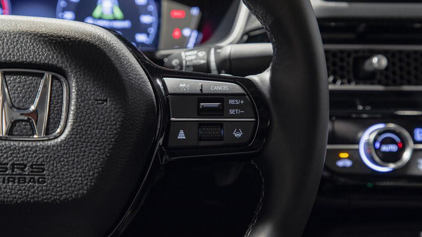 Cận cảnh Honda Civic 2022 trở lại với kiểu sedan truyền thống - 42