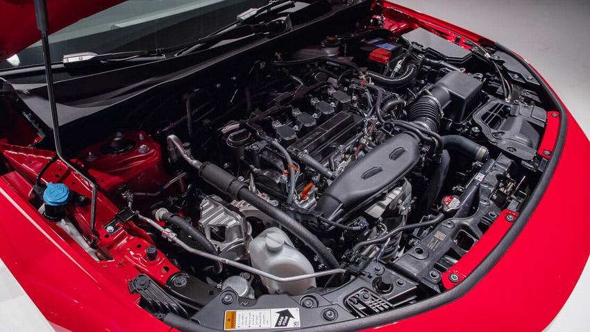 Cận cảnh Honda Civic 2022 trở lại với kiểu sedan truyền thống - 46