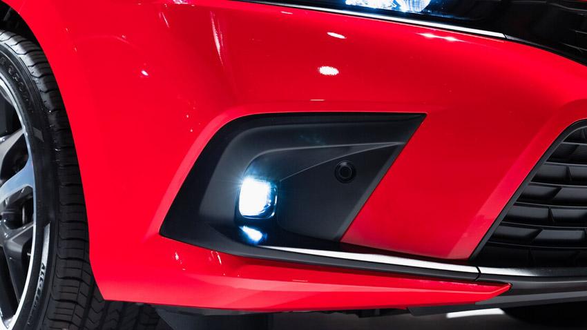Cận cảnh Honda Civic 2022 trở lại với kiểu sedan truyền thống - 7