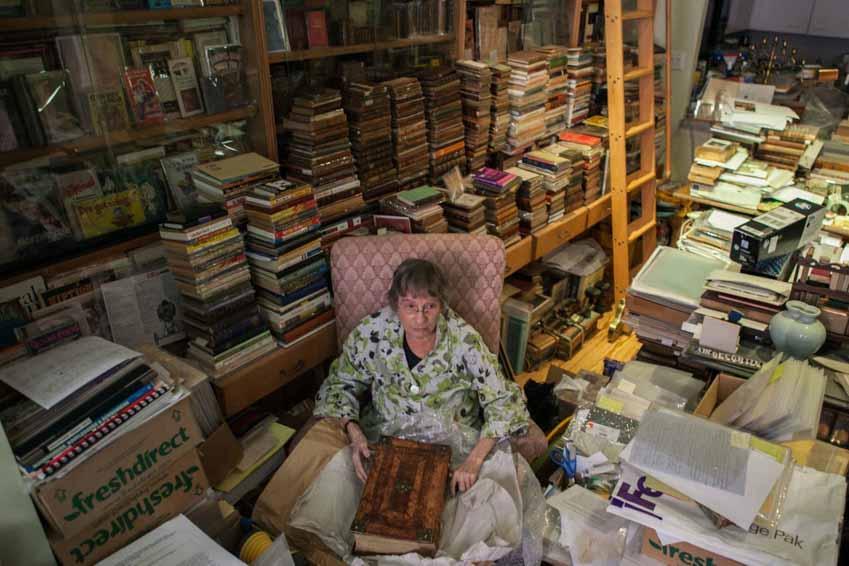 Bộ sưu tập khổng lồ truyện tranh và từ điển - 2