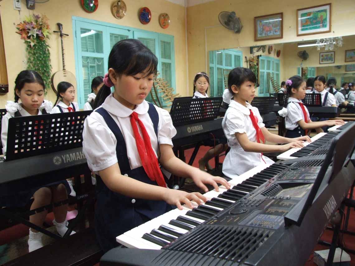 Giáo dục âm nhạc ở trường phổ thông - 1
