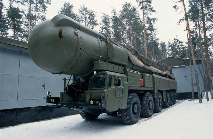 Mối lo sợ về kho vũ khí hạt nhân khổng lồ sau khi Liên Xô tan rã - 4