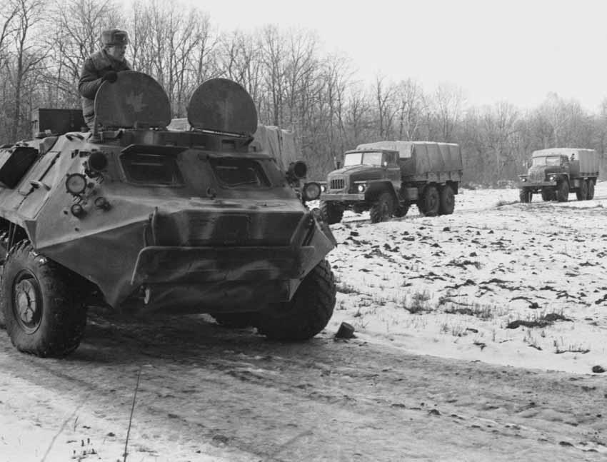 Mối lo sợ về kho vũ khí hạt nhân khổng lồ sau khi Liên Xô tan rã - 6