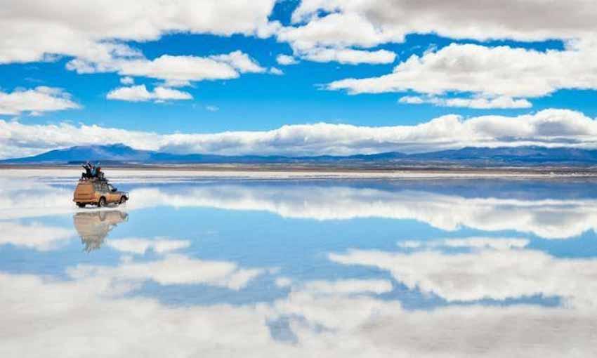 Salar, vương quốc muối lớn nhất thế giới - 1