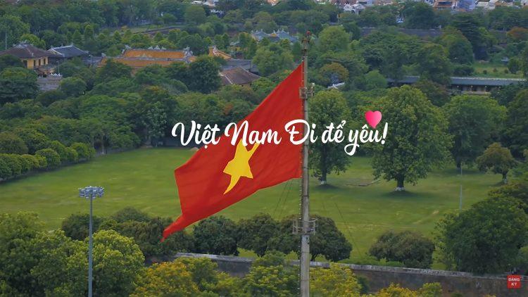 """Khởi động mùa du lịch hè, trải nghiệm thiên đường biển đảo với Clip """"Việt Nam: Đi Để Yêu! – Bao la biển gọi""""."""