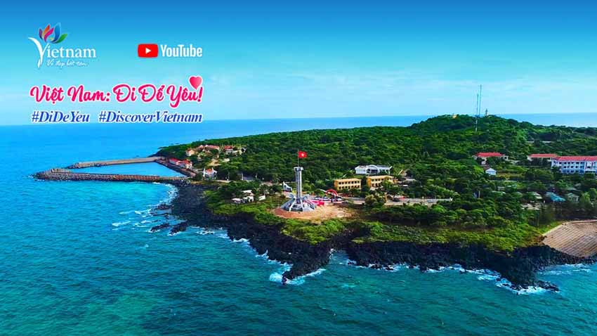 Clip 'Việt Nam: Đi Để Yêu! – Bao la biển gọi' chính thức ra mắt