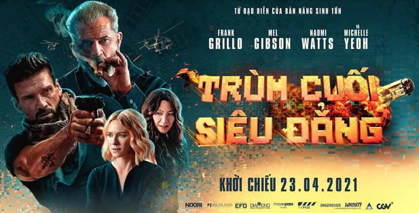 Phim chiếu rạp tháng 4/2021: Bom tấn Mortal Kombat, Trùm Cuối Siêu Đẳng và Ấn Quỷ - 1