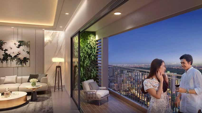Opal Skyline - Bình Dương: Dự án thu hút sự quan tâm trên thị trường căn hộ cao tầng - 2