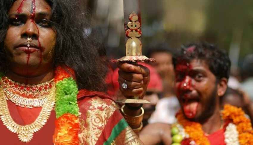 Những ngôi đền bí hiểm nhất Ấn Độ - 5