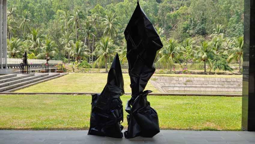 Triển lãm ECO-SUS: Khi tác phẩm nghệ thuật giúp đổi thay cách nghĩ về phát triển bền vững - 4