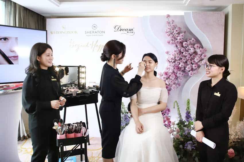 Sheraton Saigon khởi động hoạt động mùa cưới 'Sắc màu cá nhân' - 1