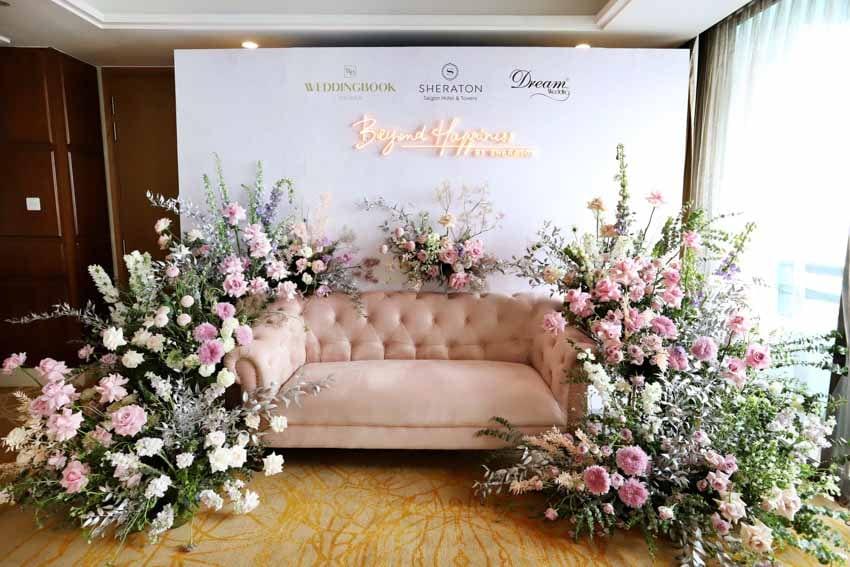 Sheraton Saigon khởi động hoạt động mùa cưới 'Sắc màu cá nhân' - 4