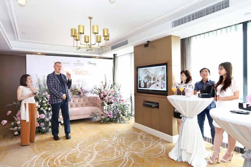 Sheraton Saigon khởi động hoạt động mùa cưới 'Sắc màu cá nhân' - 5