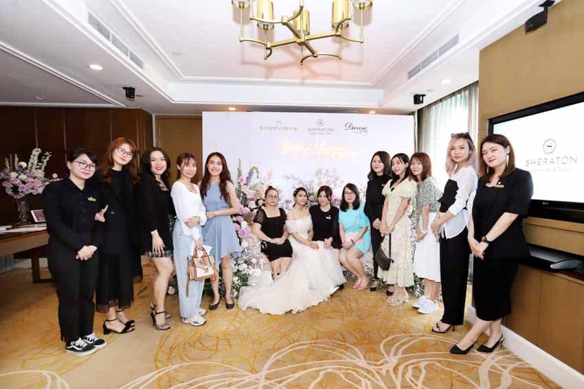 Sheraton Saigon khởi động hoạt động mùa cưới 'Sắc màu cá nhân' - 6