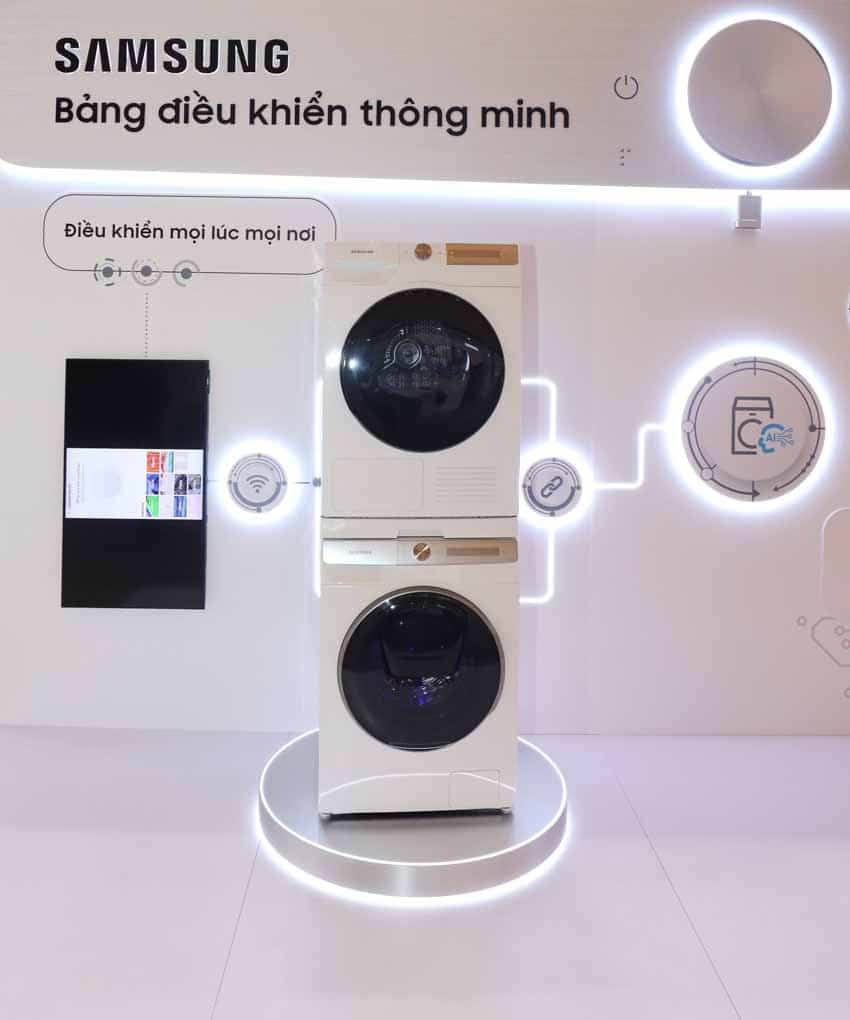 Chính thức ra mắt máy giặt thông minh Samsung AI thế hệ mới - 7