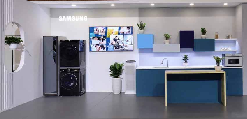 Chính thức ra mắt máy giặt thông minh Samsung AI thế hệ mới - 8