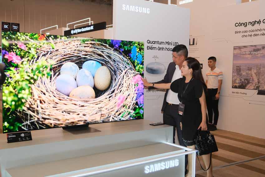 Samsung chính thức ra mắt Tuyệt tác của Tương lai Samsung MICRO LED 2021 - 6
