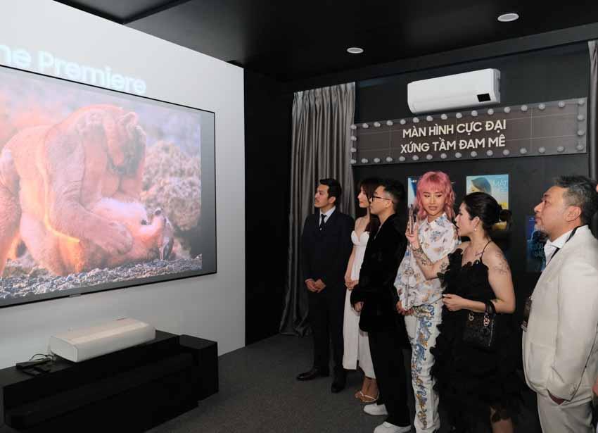 Samsung chính thức ra mắt Tuyệt tác của Tương lai Samsung MICRO LED 2021 - 8