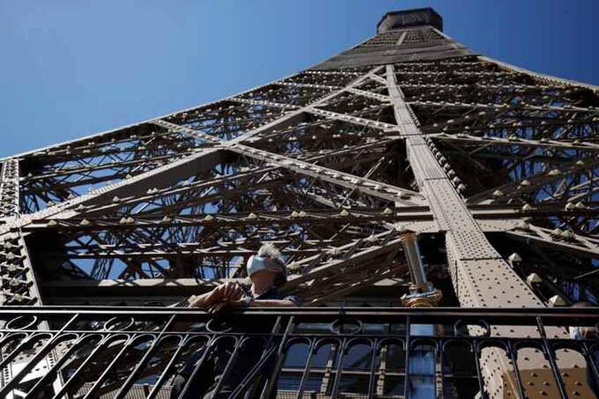 10 giai thoại ít người biết về tháp Eiffel - 1