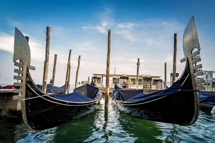 Venice, thành phố kênh, cầu - 4