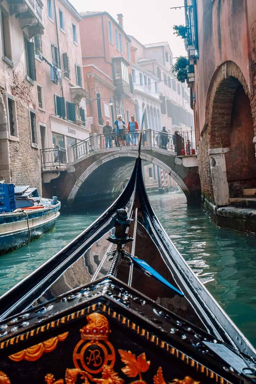 Venice, thành phố kênh, cầu - 5
