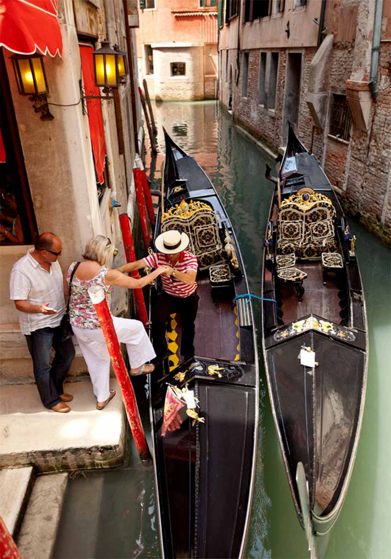Venice, thành phố kênh, cầu - 6