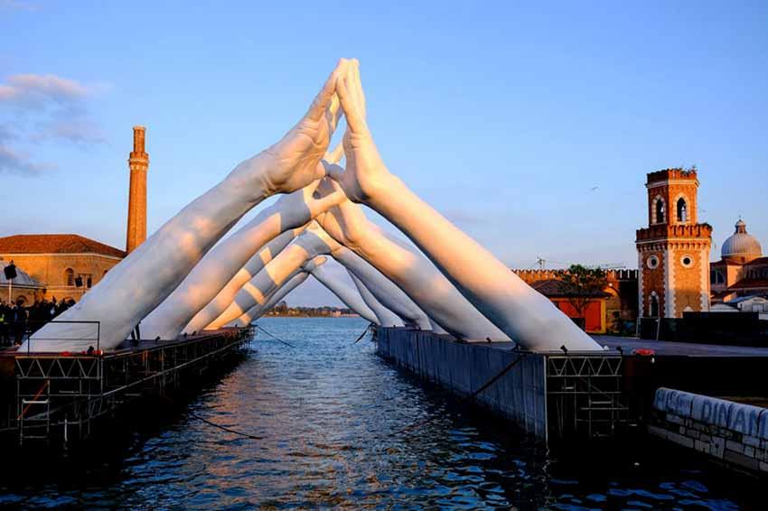 Venice, thành phố kênh, cầu - 7