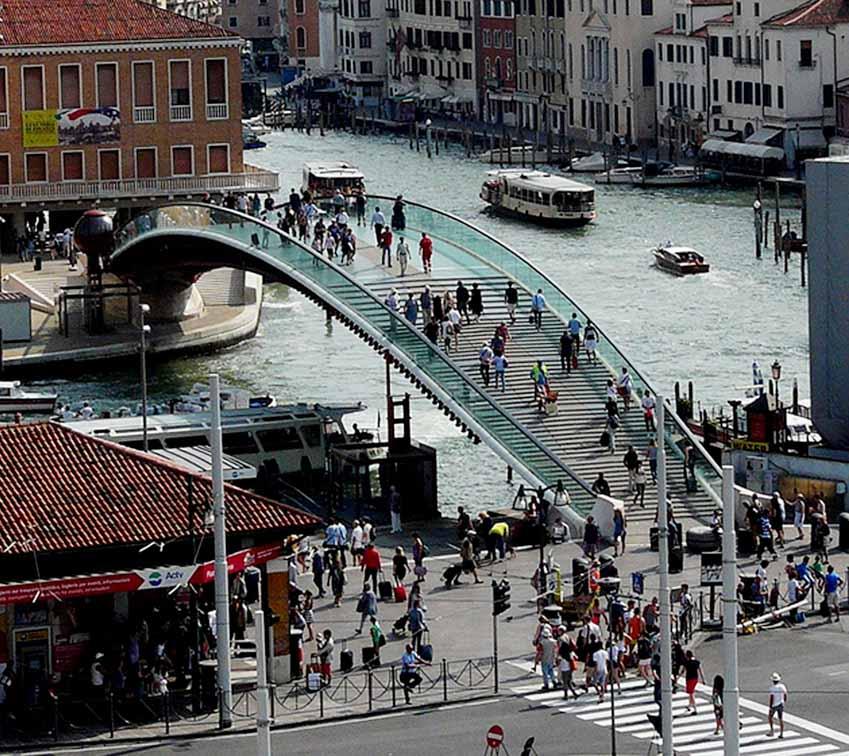 Venice, thành phố kênh, cầu - 8