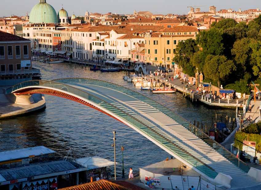 Venice, thành phố kênh, cầu - 9