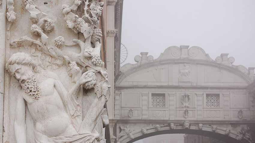 Venice, thành phố kênh, cầu - 2