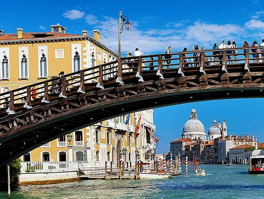 Venice, thành phố kênh, cầu - 3