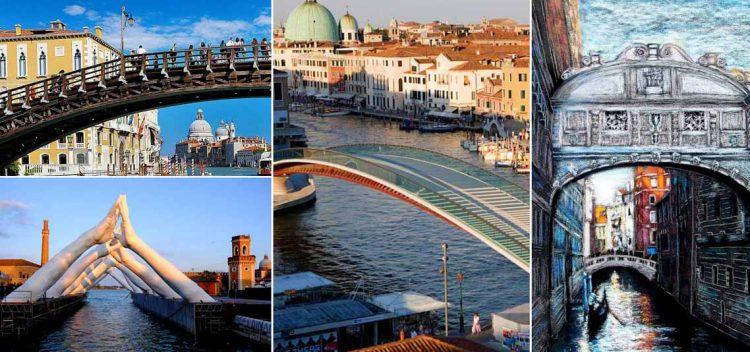 Venice, thành phố kênh, cầu - 19