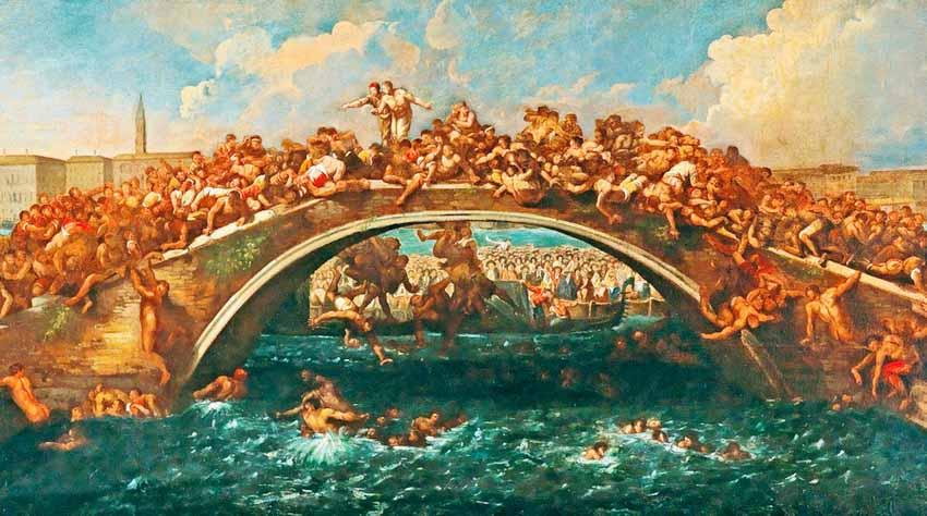 Venice, thành phố kênh, cầu - 12