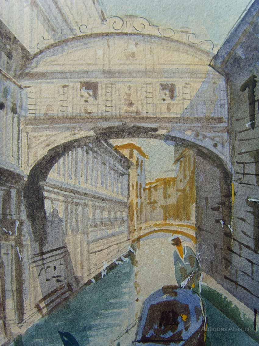 Venice, thành phố kênh, cầu - 15