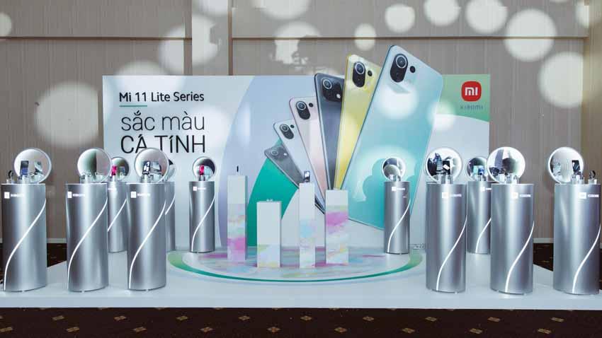 Mi 11 Lite và Mi 11 Lite 5G ra mắt người dùng tại Việt Nam - 11