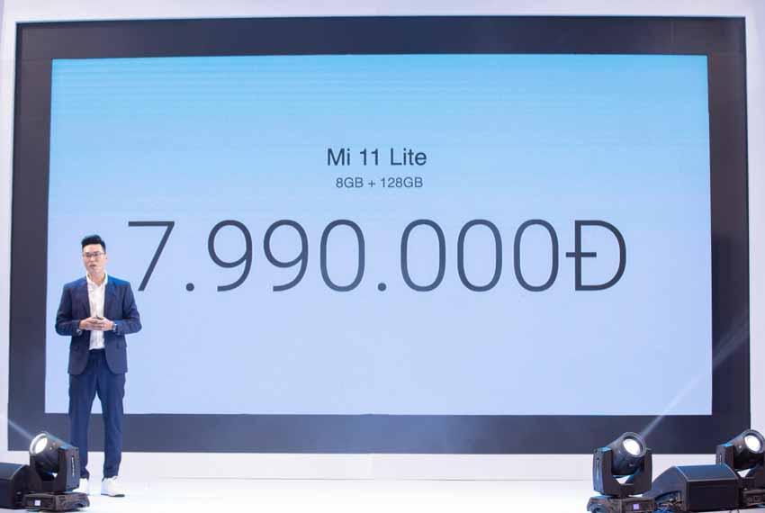 Mi 11 Lite và Mi 11 Lite 5G ra mắt người dùng tại Việt Nam - 13
