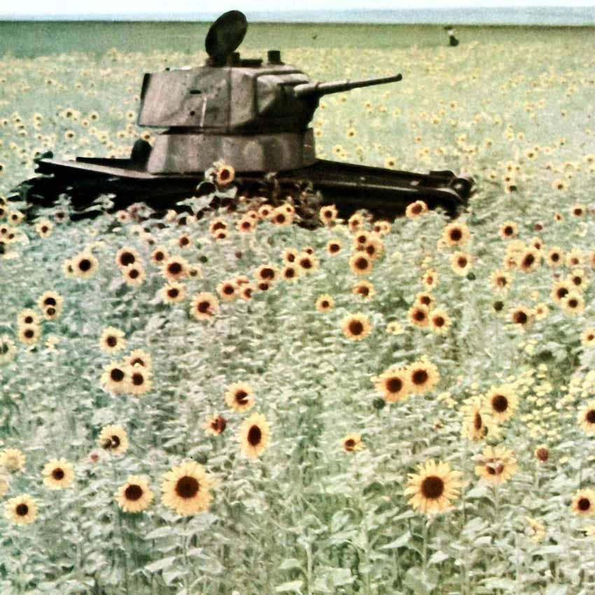 Câu chuyện kỳ thú về chiếc xe tăng T-34 của Liên Xô - 2