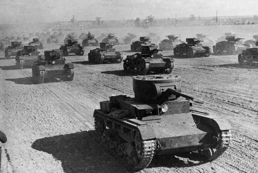 Câu chuyện kỳ thú về chiếc xe tăng T-34 của Liên Xô - 3