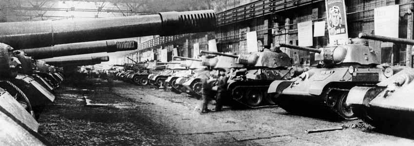 Câu chuyện kỳ thú về chiếc xe tăng T-34 của Liên Xô - 5