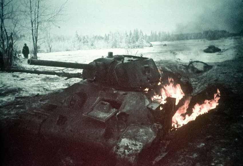 Câu chuyện kỳ thú về chiếc xe tăng T-34 của Liên Xô - 6