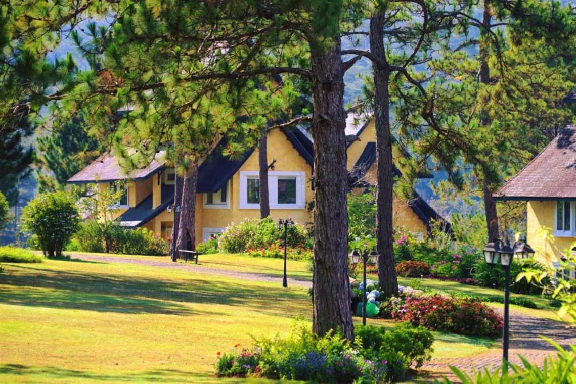 6 khách sạn đẹp ở Đà Lạt níu chân du khách thập phương - 1