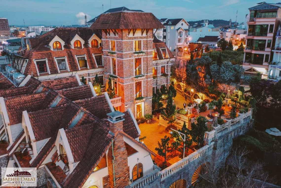 6 khách sạn đẹp ở Đà Lạt níu chân du khách thập phương - 23