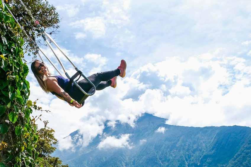 Cuộc phiêu lưu ở đất nước xích đạo Ecuador - 2