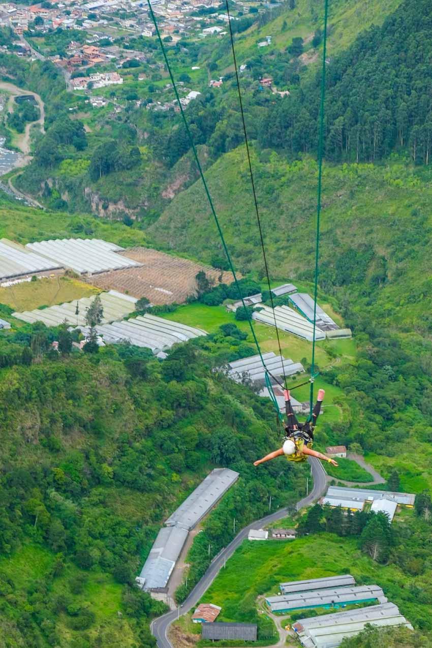 Cuộc phiêu lưu ở đất nước xích đạo Ecuador - 3