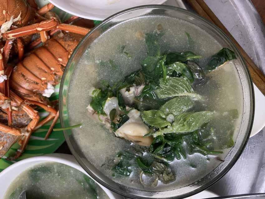 Đi tìm món rau 'gây tò mò''ở Cù Lao Chàm - 2